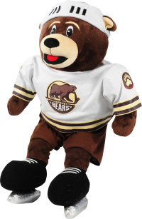 Hershey Bears Coco the Bear Plush LARGE