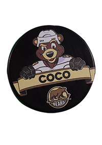Hershey Bears Coco Puck LARGE
