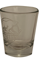 Hershey Bears Shot Glass Primary Logo THUMBNAIL