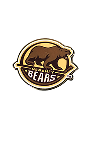 Hershey Bears Primary Logo Pin LARGE