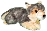 Miyoni Wolf Plush LARGE