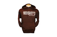Hershey's Brand Hooded Youth Sweatshirt LARGE