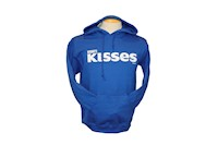 Kisses Brand Hooded Youth Sweatshirt LARGE