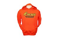 Reese's Brand Hooded Youth Sweatshirt LARGE