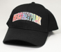 Hersheypark Hat with TyeDye Lettering THUMBNAIL