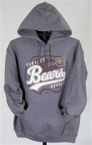 Hershey Bears AHL Hooded Sweatshirt LARGE