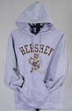 Hershey Bears Adult Skating Bear Hoodie THUMBNAIL