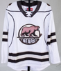Hershey Bears Jersey Home Authentic THUMBNAIL