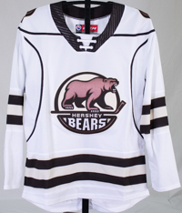 Hershey Bears Youth Jersey Home Replica LARGE