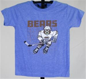 Hershey Bears Toddler Coco the Bear T-shirt LARGE