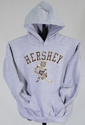 Hershey Bears Youth Skating Bear Hoodie THUMBNAIL