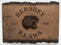Hershey Bears Barky Sign (9x12) THUMBNAIL