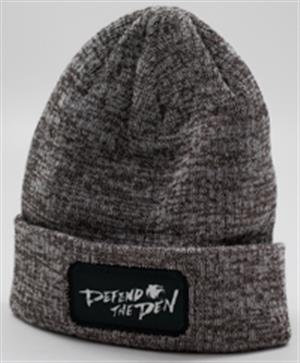 Hershey Bears Defend The Den Knit Hat LARGE