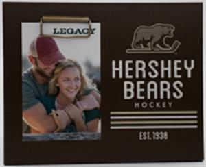 Hershey Bears Momento Photo Holder (8x10) LARGE