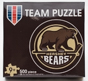 Hershey Bears Primary Logo 500pc. Puzzle THUMBNAIL