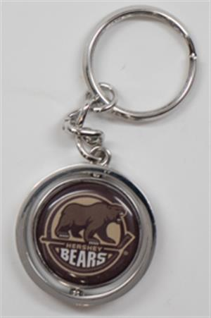 Hershey Bears Spinner Keychain LARGE