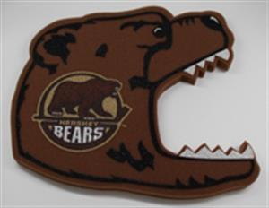 Hershey Bears Foam Bear Head LARGE