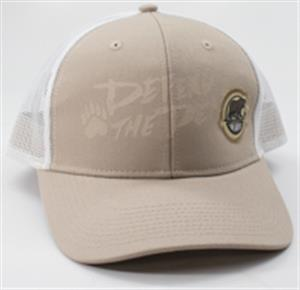 Hershey Bears Defend The Den Baseball Hat LARGE