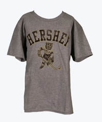 Hershey Bears Youth Skating Bear T-shirt LARGE