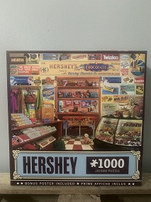 Puzzle Hershey Candy Shop LARGE