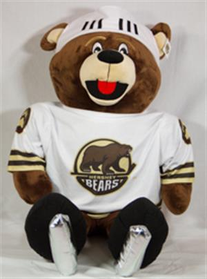 Hershey Bears JUMBO Coco Plush LARGE