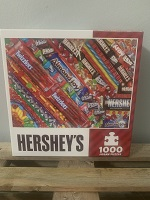 Puzzle Hershey's Sweet Tooth Fix 1000pc THUMBNAIL