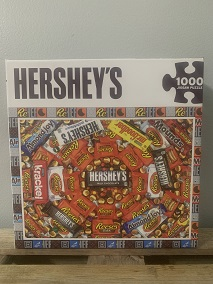 Hershey's Swirl Puzzle, 1000pc LARGE