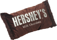 Hershey Bar Pillow LARGE