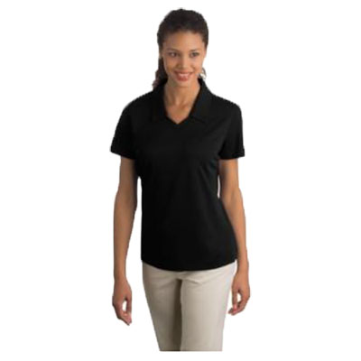 Ladies Nike Golf Dri-Fit Micro Pique Polo Shirt MAIN
