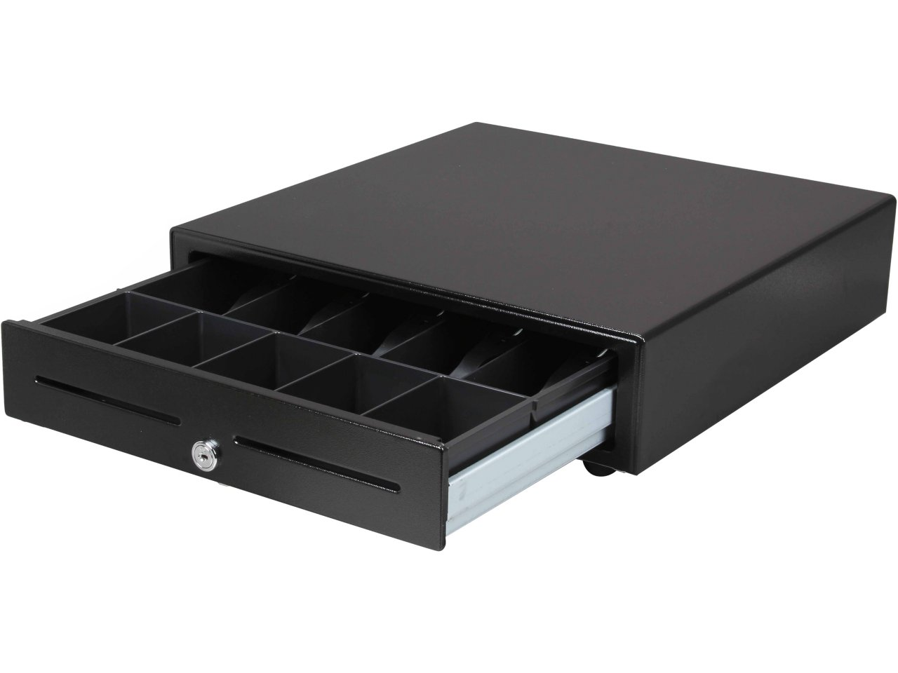 APG Cash Drawer - Black 16 x 16 Vasario Series, VB320-BL1616 MAIN