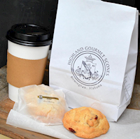 Order for Pick Up: Bag of Scones THUMBNAIL