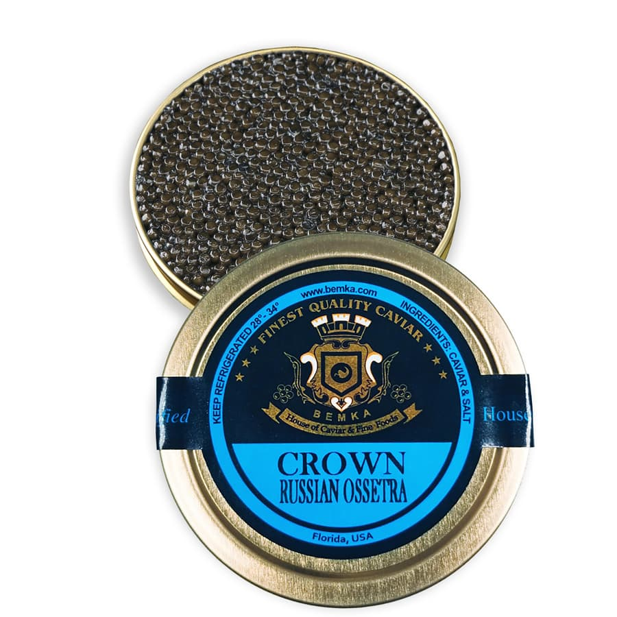 CROWN RUSSIAN OSSETRA LARGE