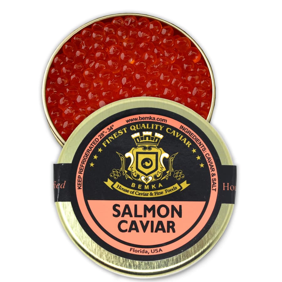 SALMON ROE LARGE