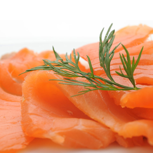 SCOTTISH SMOKED SALMON SLICED LARGE