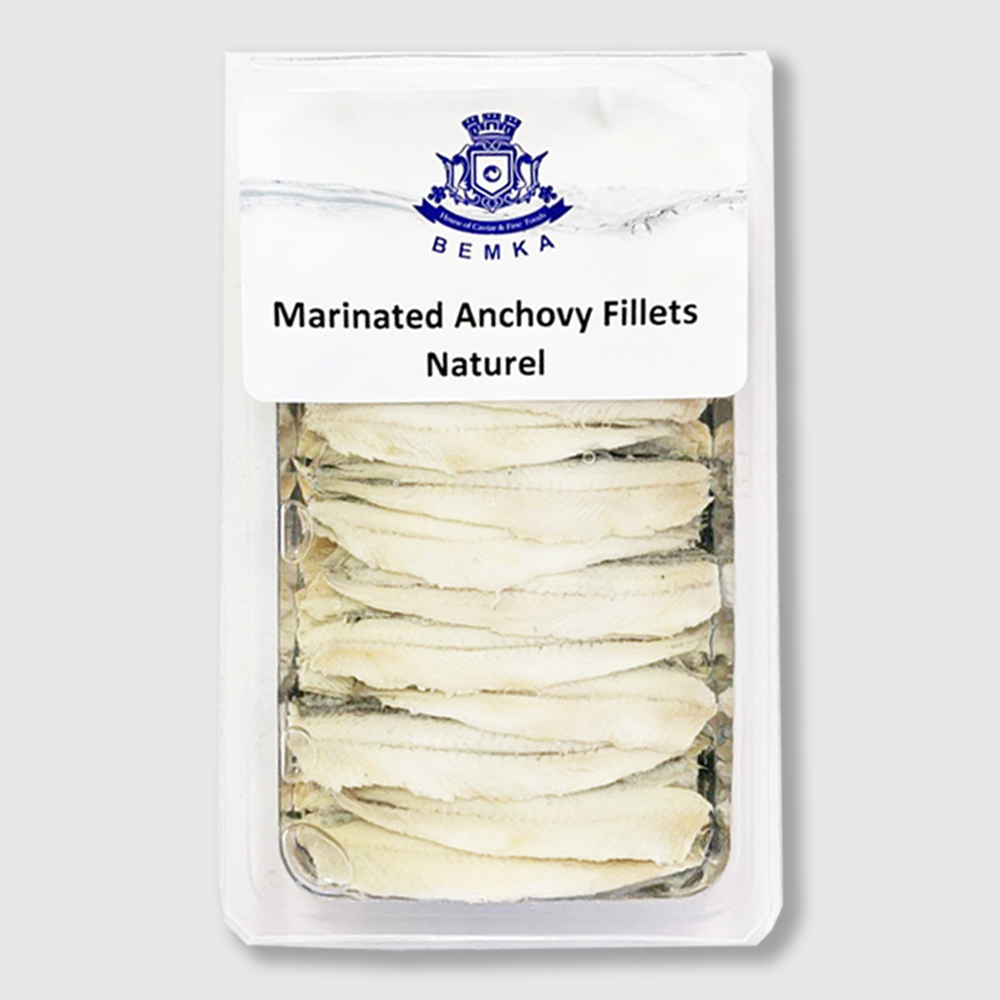 MARINATED ANCHOVY FILLET IN OIL 7 OZ LARGE
