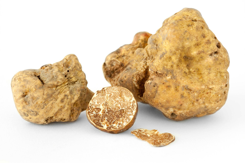 FRESH WHITE WINTER TRUFFLES (4 OZ) LARGE