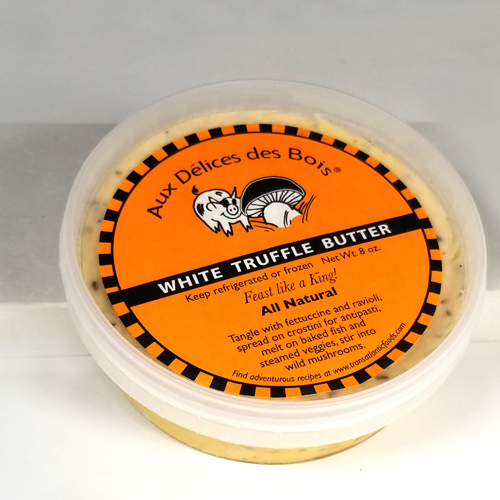 WHITE TRUFFLE BUTTER-8 OZ LARGE