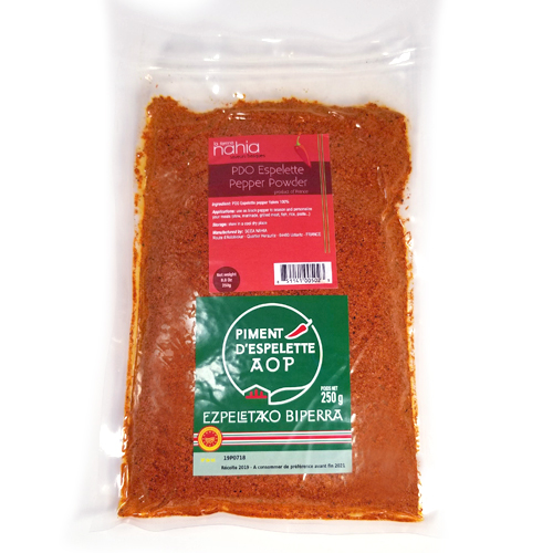 ESPELETTE PEPPER POWDER- 250 G THUMBNAIL