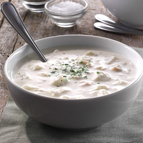 NEW ENGLAND CLAM CHOWDER LARGE