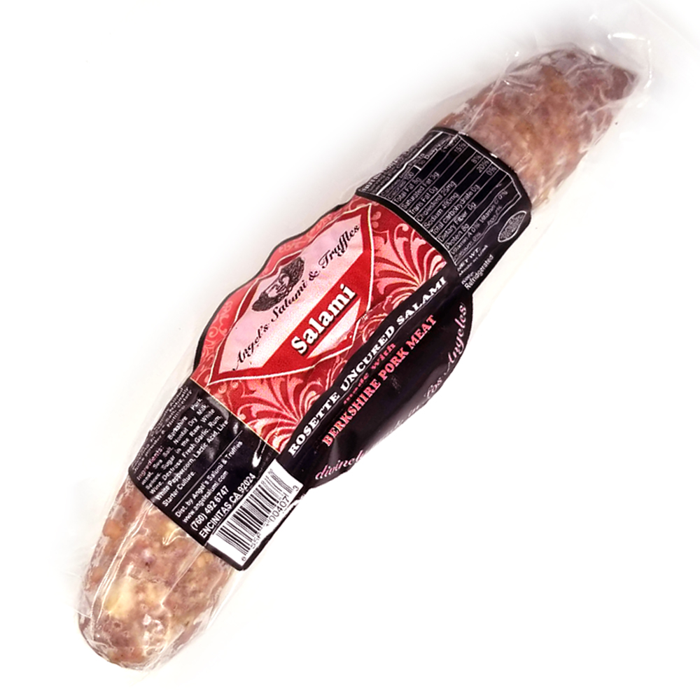 FRENCH ROSETTE SALAMI 6.5 OZ LARGE