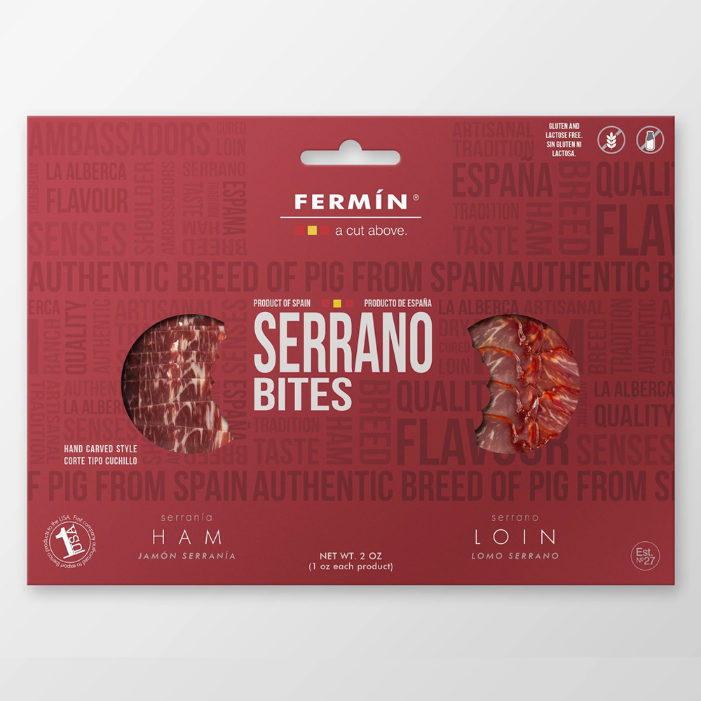 SERRANO SAMPLER BY FERMIN - 2 OZ LARGE