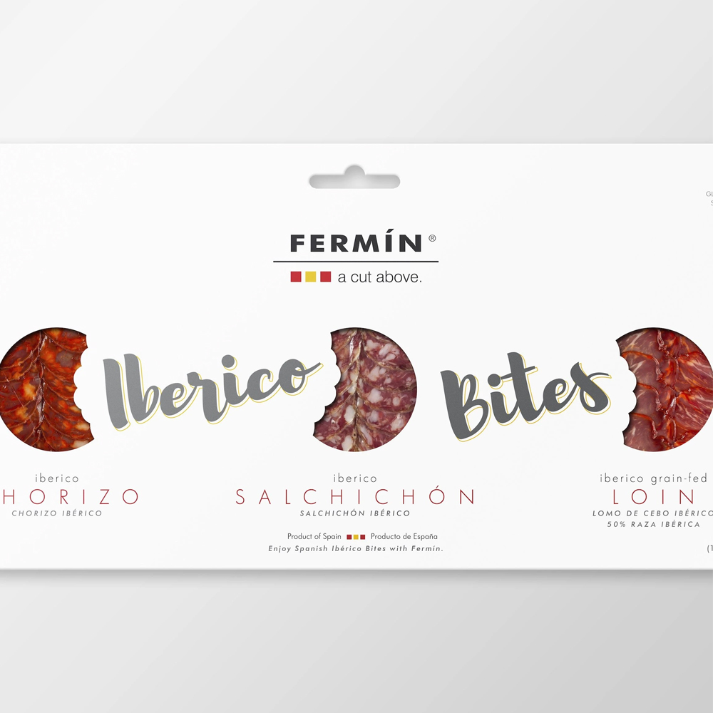 IBERICO TRIO SAMPLER BY FERMIN - 3 OZ LARGE