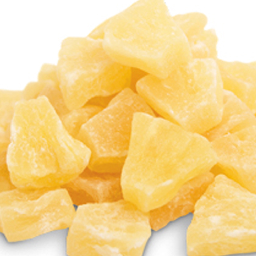 DRIED PINEAPPLE - 8 OZ 8797980 LARGE