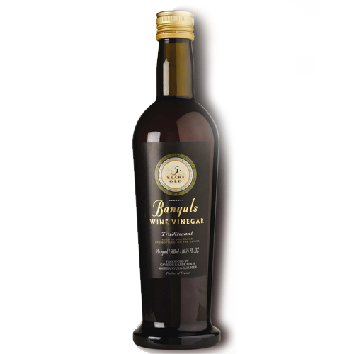 BANYULS WINE VINEGAR-16.9 OZ P LARGE
