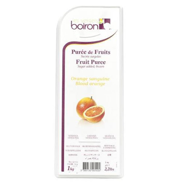 PUREE BLOOD ORANGE (541)- 1 KG LARGE