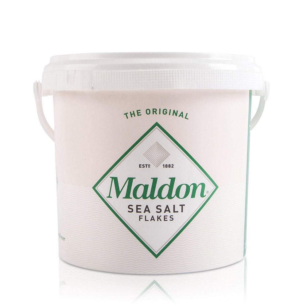 MALDON SEA SALT 3.3 LB TUB - E LARGE