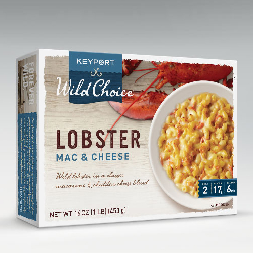 WILD CHOICE LOBSTER MAC & CHEESE. LARGE