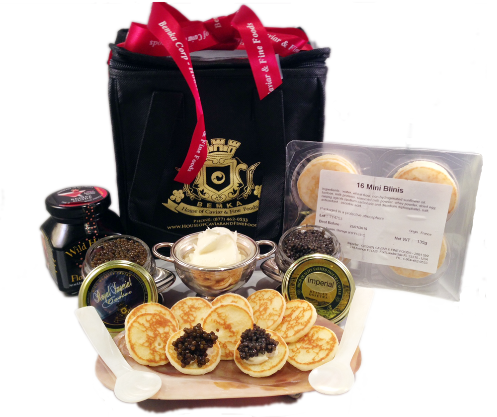 Royal Collection Gift Basket THUMBNAIL