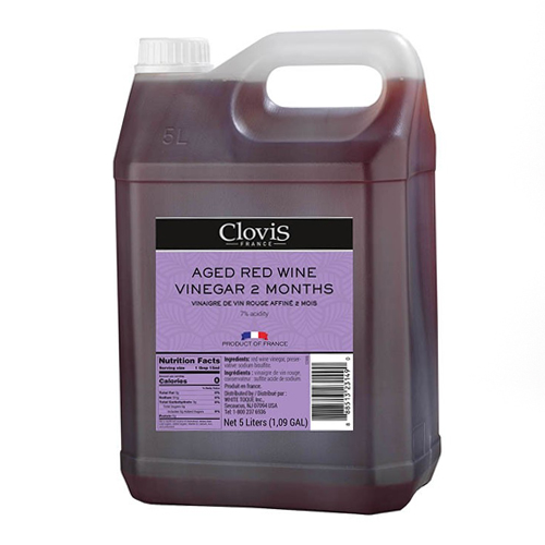 VINEGAR AGED RED WINE 5 L (2 P LARGE