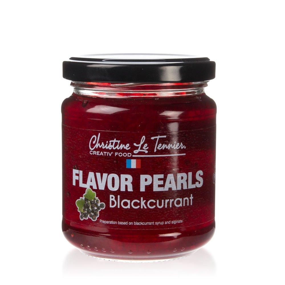 BLACKCURRANT PEARLS 7 OZ LARGE